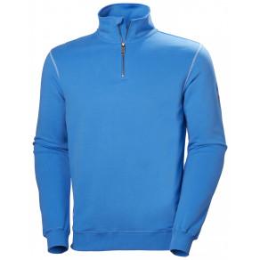 Кофта Helly Hansen Oxford HZ Sweatershirt - 79027 (Racer Blue)