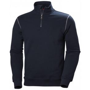 Кофта Helly Hansen Oxford HZ Sweatershirt - 79027 (Navy)
