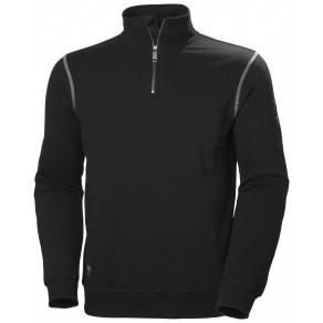 Кофта Helly Hansen Oxford HZ Sweatershirt - 79027 (Black)