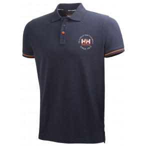 Футболка Helly Hansen Oslo Polo Shirt - 79251 (Navy; L)