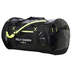 Сумка Helly Hansen Duffel Bag 50L - 79563 (Black / Yel / Contrast; STD)