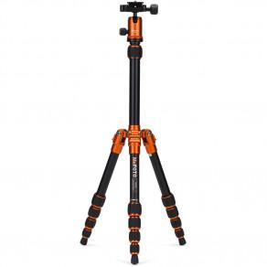 Штатив MeFOTO BackPacker Orange (A0350Q0C)
