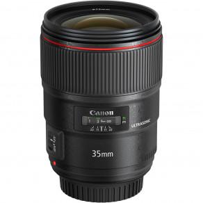 Объектив Canon EF 35mm f/1.4L II USM Официальный