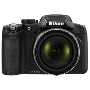 Фотоаппарат Nikon Coolpix P510 black