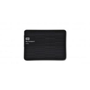 "Жесткий диск WD 1Tb My Passport Ultra 2.5"" USB 3.0 Black (WDBZFP0010BBK-EESN)"