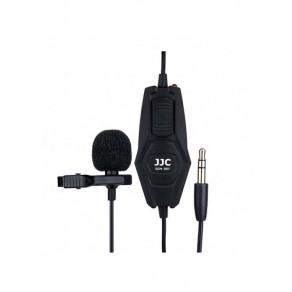 Петличный микрофон JJC SGM-38II 7м с пультом