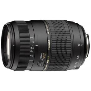 Объектив Tamron Di 70-300mm f/4.0-5.6 LD Macro 1:2 (Nikon)