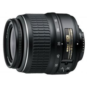 Объектив Nikon AF-S DX 18-55mm f/3.5-5.6G II