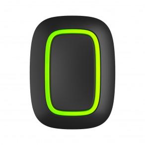 Беспроводная тревожная кнопка Ajax Button Черная