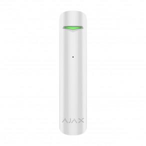 Беспроводной датчик разбития стекла Ajax GlassProtec Белый