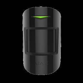 Беспроводной микроволновый датчик движения Ajax MotionProtect Plus Черный