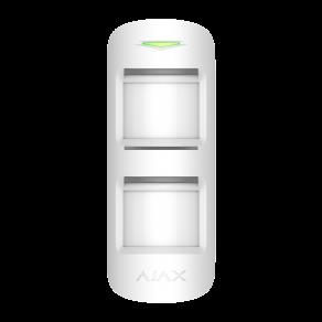 Беспроводной уличный датчик движения Ajax MotionProtect Outdoor Белый