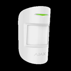 Беспроводной микроволновый датчик движения Ajax MotionProtect Plus Белый