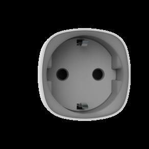 Умная розетка со счетчиком энергопотребления Ajax Socket Белая