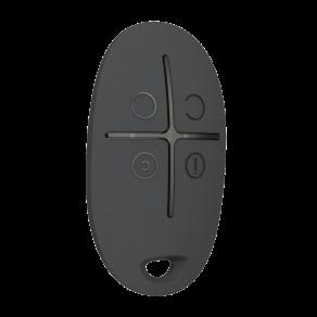 Беспроводной карманный брелок Ajax SpaceControl Черный