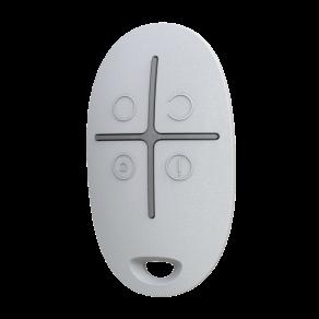 Беспроводной карманный брелок Ajax SpaceControl Белый
