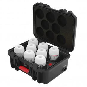 Набор смарт лампочек Aputure Accent B7c 8 Light Kit with Charging Case