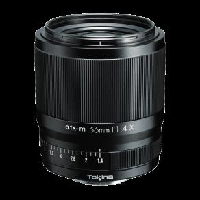Объектив Tokina atx-m 56mm F1.4 X (Fujifilm X)