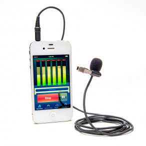 Петличный микрофон Azden EX-503i 1.2 м для IOS и Android смартфонов