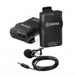 Радиосистема Boya BY-WM4 MarkII
