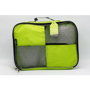Чехол для упаковки вещей Cabin Max Packing Cube, зеленый (28х38х10 см)