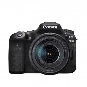 Фотоаппарат Canon EOS 90D Kit 18-135 IS nano USM