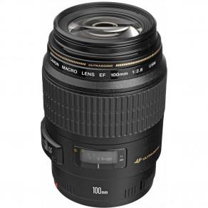 Объектив Canon EF 100mm f/2.8 USM Macro