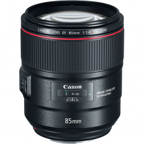 Объектив Canon EF 85mm f/1.4 L IS USM