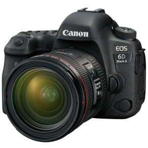 Фотоаппарат Canon EOS 6D Mark II Kit 24-70 IS