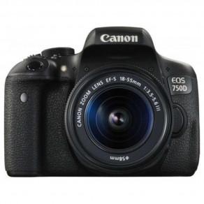 Фотоаппарат Canon EOS 750D Kit 18-55 III