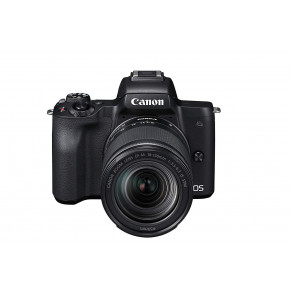 Фотоаппарат Canon EOS M50 Black Kit 18-150 IS STM