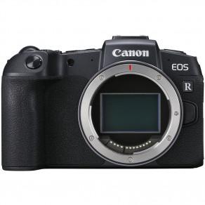 Фотоаппарат Canon EOS RP Body + адаптер EF-RF