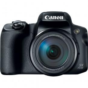 Фотоаппарат Canon Powershot SX70 HS Black