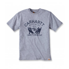 Футболка Carhartt Hard To Wear Out Graphic T-Shirt (102097)