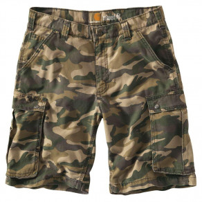 Шорты Carhartt Rugged Cargo Camo Short (100279)