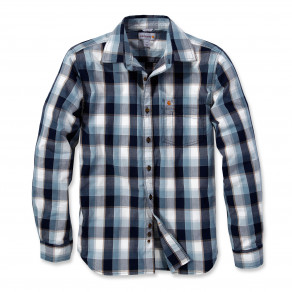 Рубашка Carhartt Slim Fit Plaid Shirt (103190)