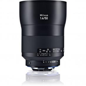 Объектив Carl Zeiss Milvus 50mm f/1.4 ZF.2 (Nikon)