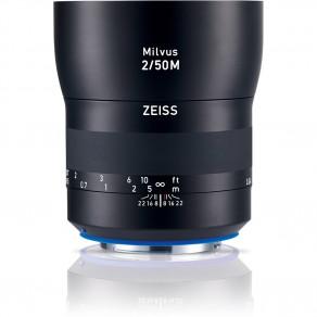 Объектив Carl Zeiss Milvus 50mm f/2.0 Macro ZE (Canon)