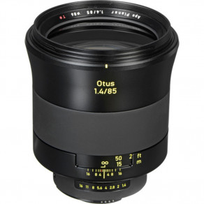 Объектив Carl Zeiss Otus 85mm f/1.4 ZF.2 (Nikon)