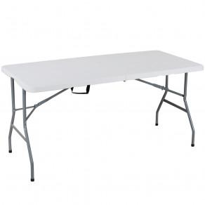 Стол складной для дома, конференций, пикника CarryOn Etna 1.8 м белый
