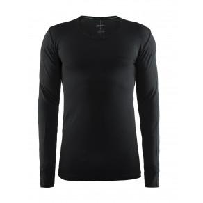Термофутболка Craft Active Comfort RN LS Man Black Solid L