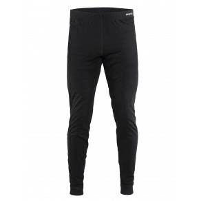Термоштаны Craft Nordic Wool Pants M Black/Dark Grey Melange L