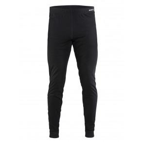 Термоштаны Craft Nordic Wool Pants M Black/Dark Grey Melange XL