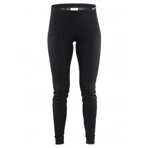Термоштаны Craft Nordic Wool Pants Woman Black/Dark Grey Melange M