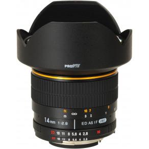 Объектив Samyang Canon-EF 14mm f/2.8 ED AS IF UMC (Full-Frame)
