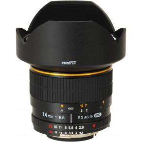 Объектив Samyang Sony-A 14mm f/2.8 ED AS IF UMC (Full-Frame)