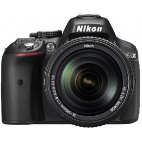 Фотоаппарат Nikon D5300 Kit 18-140 VR
