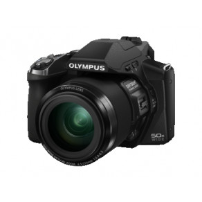 Фотоаппарат Olympus SP-100EE Black
