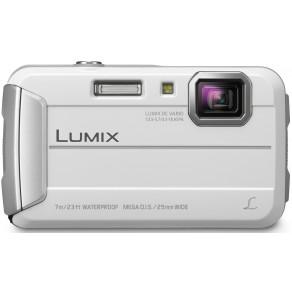 Фотоаппарат Panasonic Lumix DMC-FT25 White