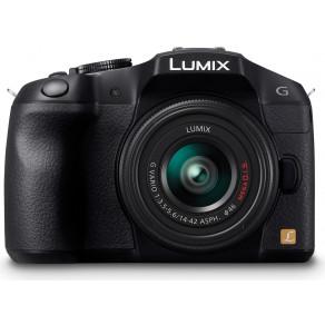 Фотоаппарат Panasonic DMC-G6 Kit 14-42mm Black